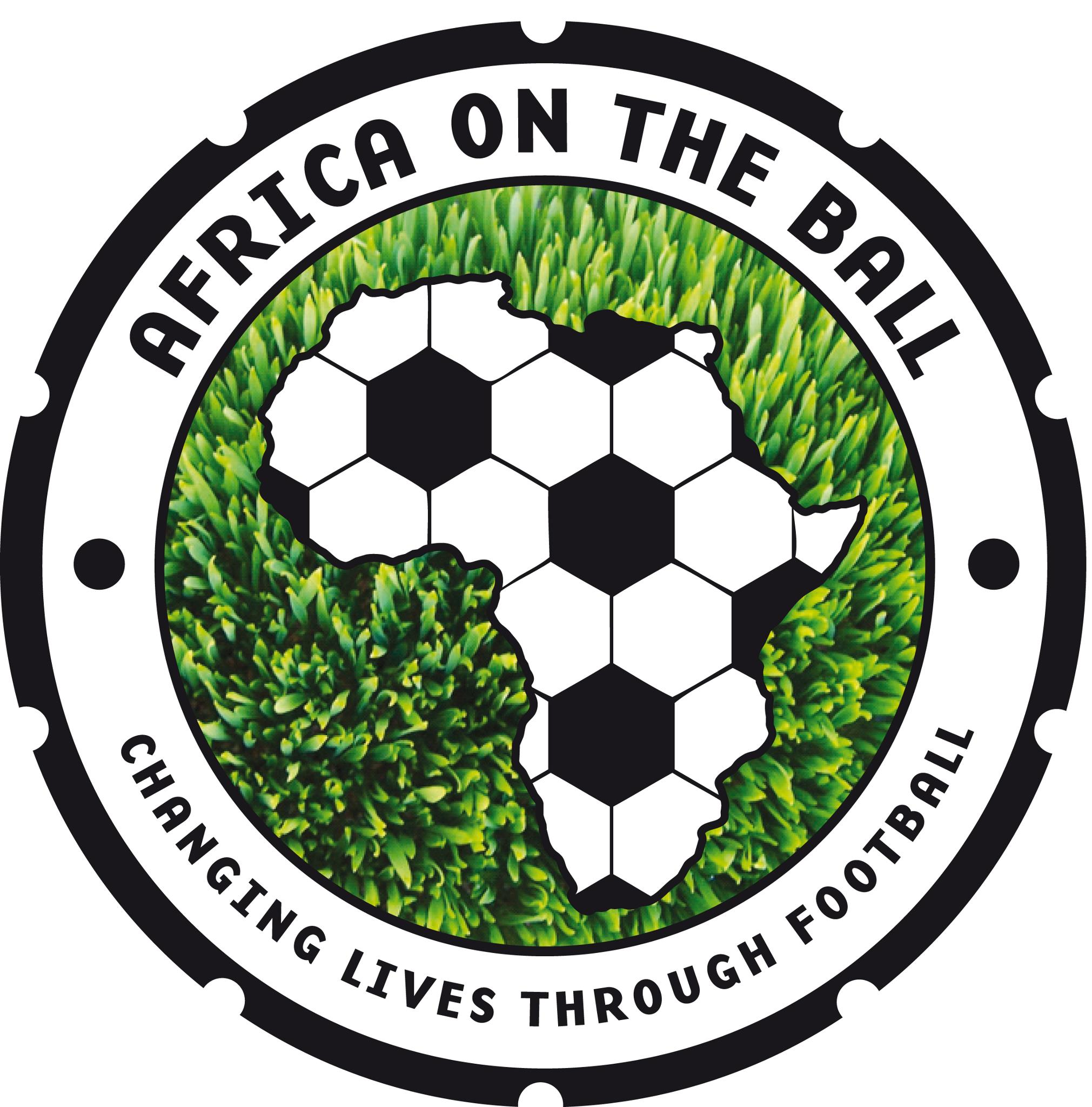 Africa on the Ball Logo