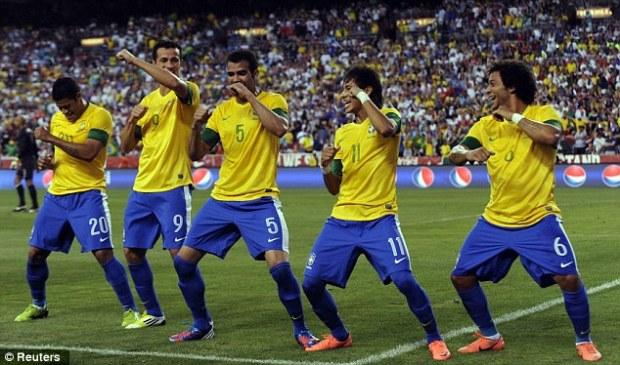 Samba samba samba.