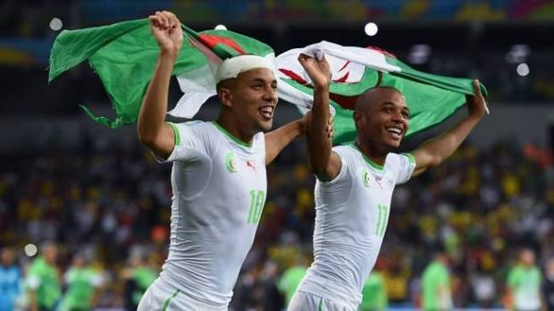 Algeria have a new golden generation