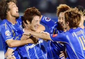 Japan Soccer Asian Champions League