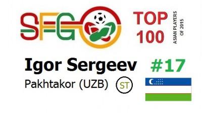 Sergeev card