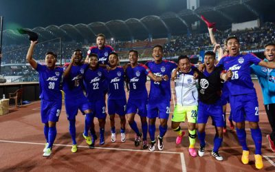 Bengaluru FC, the AFC Cup final and the rise of football in