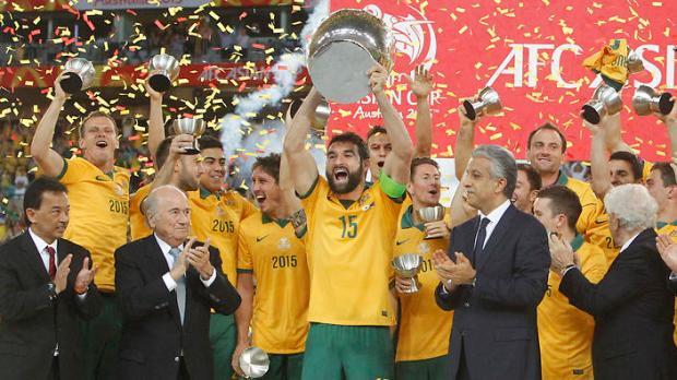 Australia AFC Asian Cup Soccer